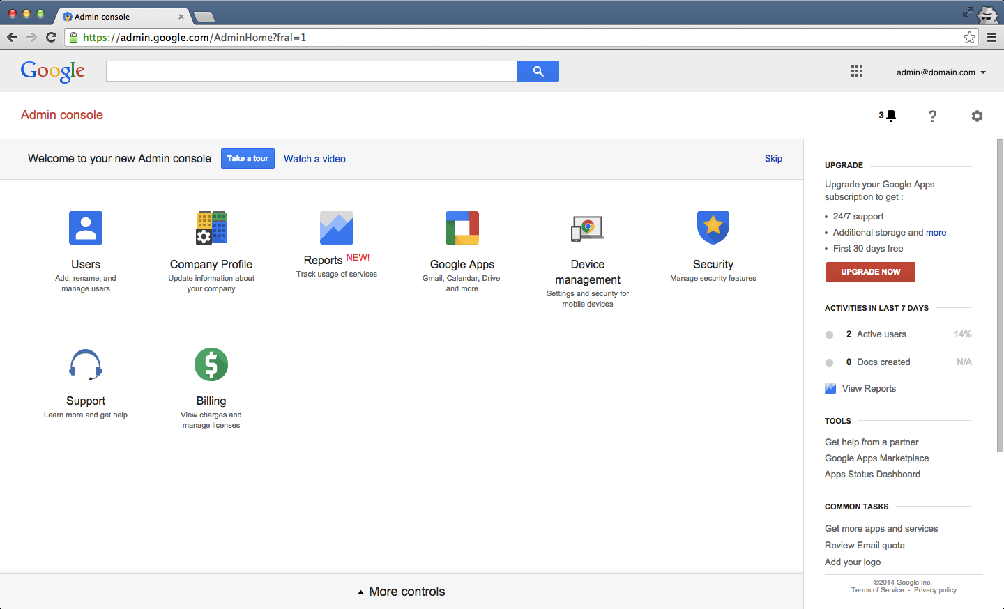 how to install kerika on a google apps domain