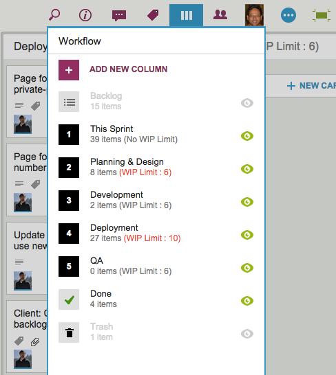 WIP Workflow Example