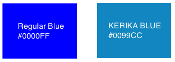 Kerika Blue