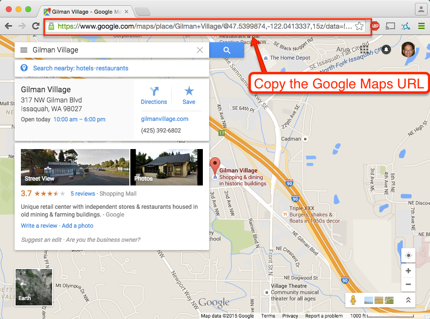 Adding a Google Map to Canvas