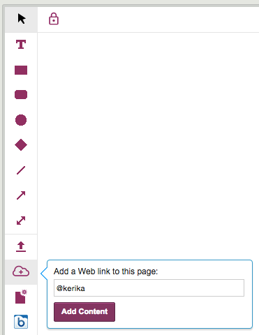 Adding a Twitter feed to your canvas