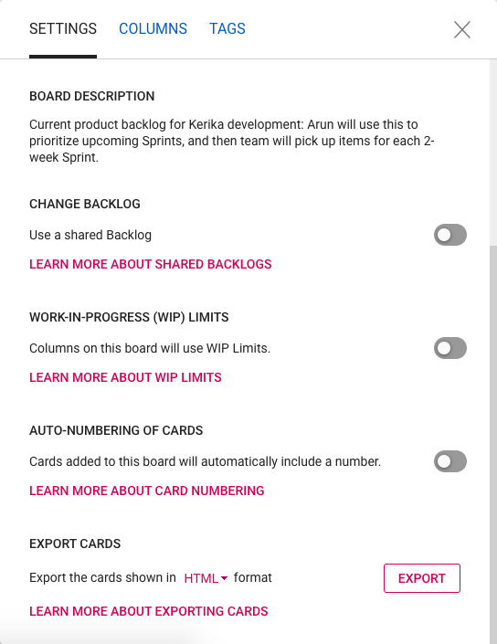 You can turn on auto-numbering of cards on Task Boards and Scrum Boards using the Board Settings dialog.